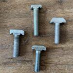 4,8 minőségű alacsony széntartalmú acél csavar